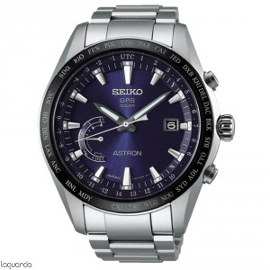 SSE109J1 Seiko Astron Solar GPS World-Time