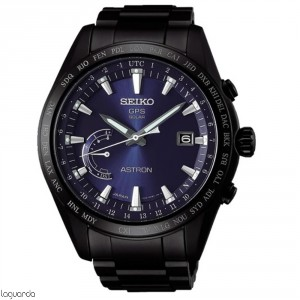 SSE111J1 Seiko Astron Solar GPS World-Time