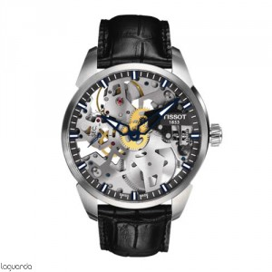 Watch T070.405.16.411.00 Tissot T-Complication Squelette