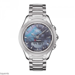 T075.220.11.101.01 Tissot T-Touch Lady Solar