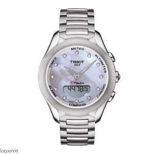T075.220.11.106.00 Tissot T-Touch Lady Solar