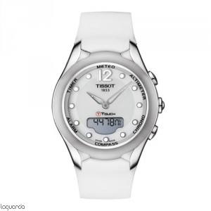 T075.220.17.017.00 Tissot T-Touch Lady Solar