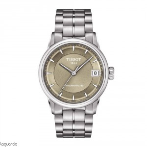 Reloj T086.207.11.301.00 Tissot Luxury Powermatic 80 Lady