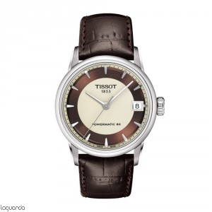 T086.207.16.261.00 Tissot Luxury Powermatic 80 Lady