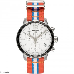 T095.417.17.037.14 Tissot Quickster NBA Teams - Oklahoma City Thunder
