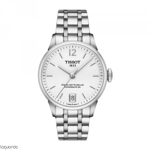 Tissot Chemin Des Tourelles T099.207.11.037.00 Automatic Watch Lady