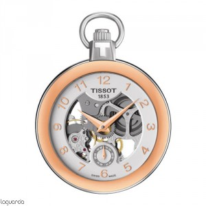 Tissot T-Pocket Mechanical Skeleton T853.405.29.412.01