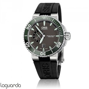 Oris Aquis RS 01 743 7673 4137 Small Second Date