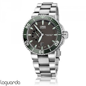 Oris Aquis MB 01 743 7673 4137 Small Second Date