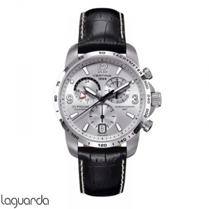 Certina DS Podium Big Size C001.639.16.037.00 Chrono GMT