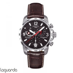 Certina DS Podium Big Size C001.639.16.057.00 Chrono GMT