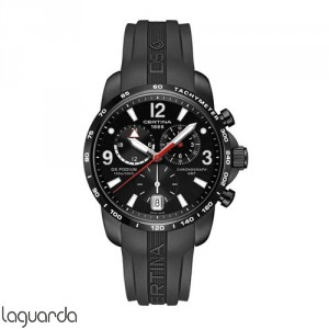 Certina DS Podium Big Size C001.639.17.057.00 Chrono GMT