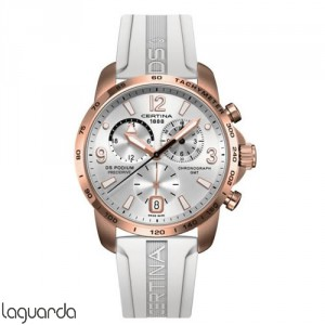 Certina DS Podium Chrono GMT C001.639.97.037.01 Aluminium