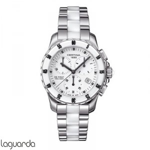 Certina DS First Lady Chrono C014.217.11.011.01 Ceramic