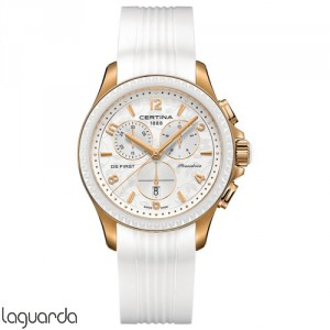 Certina C030.217.37.037.00 DS First Lady Chrono Ceramic