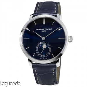 Frederique Constant Slimline Moonphase FC-705N4S6