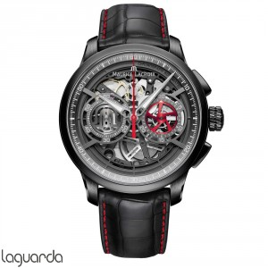 MP6028-PVB01-001-1 - Maurice Lacroix Masterpiece Skeleton Chronograph