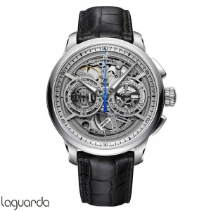 MP6028-SS001-001-1 - Maurice Lacroix Masterpiece Skeleton Chronograph