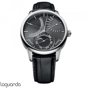 Maurice Lacroix Masterpiece MP6528-SS001-330 Automatique Lune Retrograde