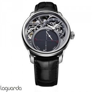 Maurice Lacroix Masterpiece MP6558-SS001-095 Seconde Mysterieuse