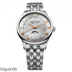 Maurice Lacroix Masterpiece MP6607-SS002-111 Phases de Lune