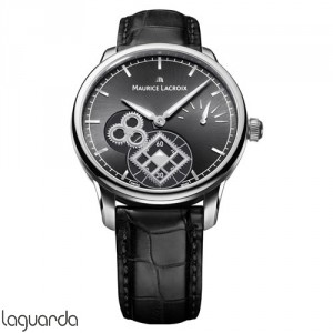 Maurice Lacroix Masterpiece MP7158-SS001-301 Roue Carree Seconde