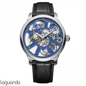 MP7228-SS001-004-1 - Maurice Lacroix Masterpiece Skeleton