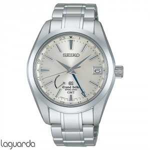 Grand Seiko Spring Drive GMT SBGE005