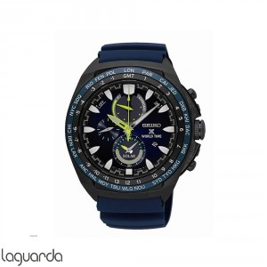 SSC571P1 Seiko Prospex Sea Chronograph Solar World Time
