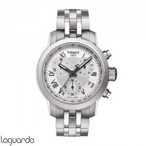 Quartz T055.217.11.033.00 Tissot PRC 200 Chrono Lady