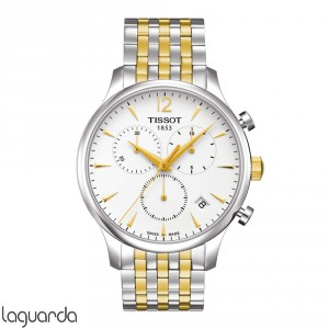T063.617.22.037.00 Tissot Tradition Chronograph