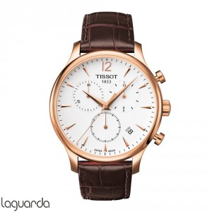 T063.617.36.037.00 Tissot Tradition Chronograph