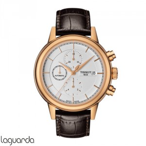Watch T085.427.36.011.00 Tissot Carson Automatic Chronograph