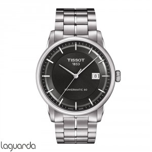 Reloj T086.407.11.061.00 Tissot Luxury Powermatic 80