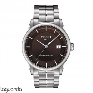 T086.407.11.291.00 Tissot Luxury Powermatic 80