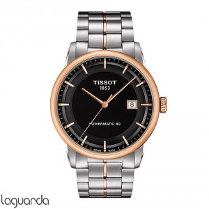 T086.407.22.051.00 Tissot Luxury Powermatic 80