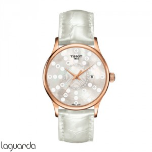 Tissot T-Gold Rose Dream Quartz T914.210.76.116.01 Lady