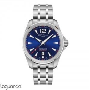 Relojes Certina catálogo general. Distribuidor oficial del reloj ... 137d8f72e7cd