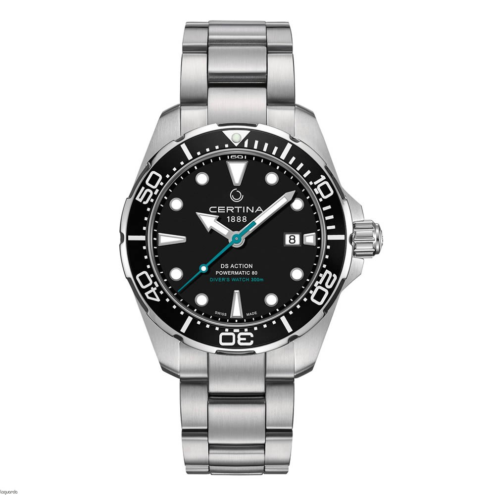 c6a9ae467897 C032.407.11.051.10 Certina DS Action Diver Automatic ...
