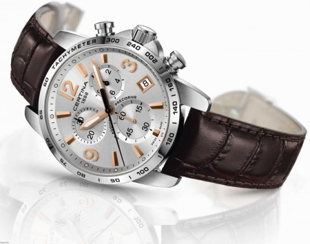 Certina DS Podium Chrono 1/10 SEC C034.417.16.037.01