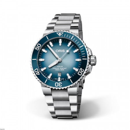 01 733 7730 4175-Set | Oris Aquis Lake Baikal Limited Edition