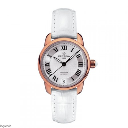 C025.207.36.038.00 Certina DS Podium Lady Automatic Laguarda Joiers.com