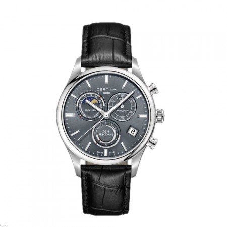 Certina DS 8 Chrono Moon Phase C033.450.16.351.00