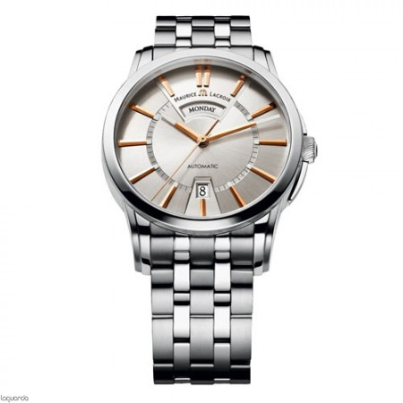Reloj Maurice Lacroix Day/Date PT6158-SS002-19E