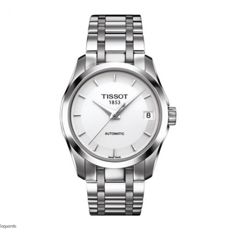 Reloj Tissot T-Trend Couturier Lady T035.207.11.011.00