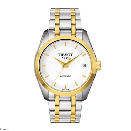 Reloj Tissot T-Trend Couturier Lady T035.207.22.011.00