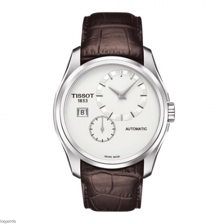 Reloj Tissot T-Trend Couturier T035.428.16.031.00 Automatic Gent Small Second