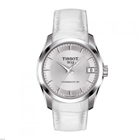 T035.207.16.031.00 Tissot Couturier Powermatic 80 Lady