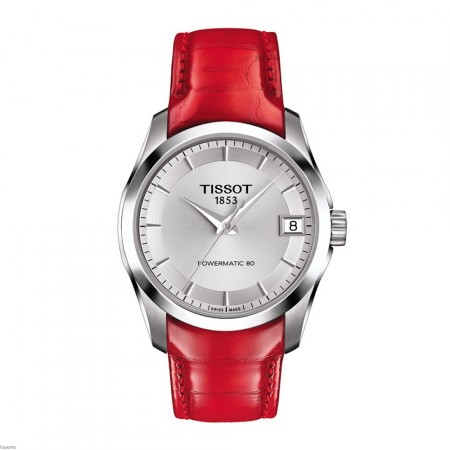 T035.207.16.031.01 Tissot Couturier Powermatic 80 Lady1