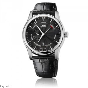 Oris 01 745 7666 4054 LS Artelier Small Second Pointer Day